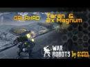 Galahad. Part 1/2 - War Robots [WR] Gameplay by ❶ Gosha