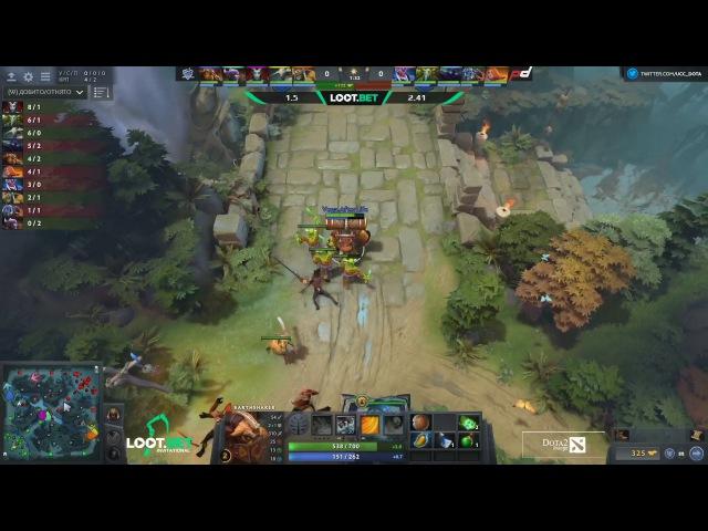 Vega vs ProDota || Loot.bet Invitational || bo3 || by Phant Zais - 26th May 3
