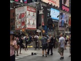 BTS  Xenia in Times Square NYC