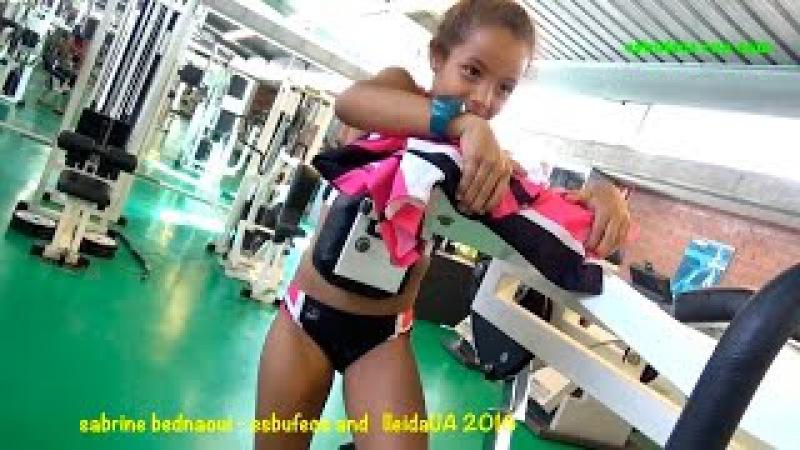 Sabrine bednaoui - gimnàs lleida 2016