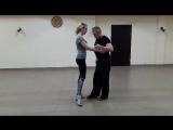 Проекция шага как основа движения и импровизации