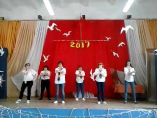 Танец от родителей на выпускном балу МОБУ СОШ # 4 г. Нефтекамск 2017 - копия