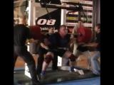 Кирилл Сарычев, приседания 412,5 кг