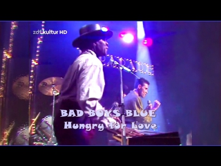 Bad Boys Blue «Hungry for Love» (1989)