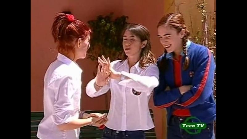 Мятежный дух (сер-л 2002-2003, Аргентина) сезон 1 эпизод 119