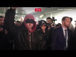 Блогеры из #Nemagia прилетели в Москву на допрос