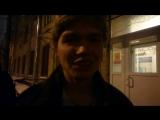 Видеоприглашение на сольник Антона Кобеца