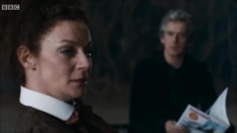 Доктор Кто - 10 сезон 8 серия - Положение дел (Сожаления Мисси) | TARDIS time and space
