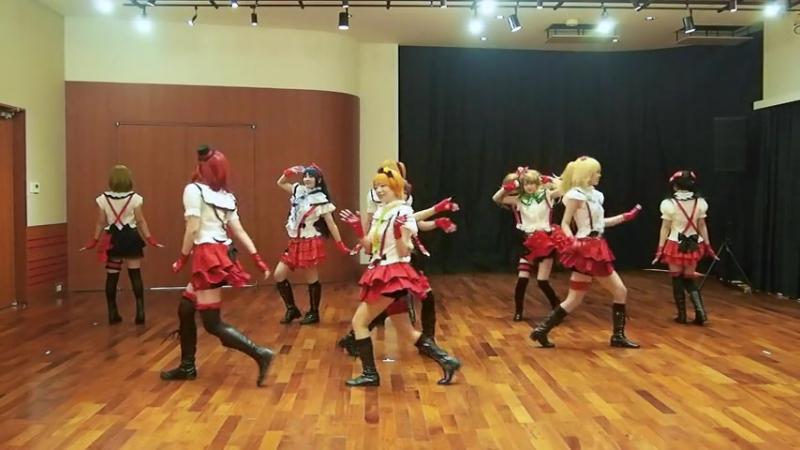 【Milky way】僕らは今のなかで 踊ってみた【ラブライブ!】 sm24480844