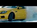 Мощный дрифт на BMW M6