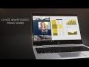Бизнес ноутбук HP EliteBook x360 1020 G2 с 4K дисплеем
