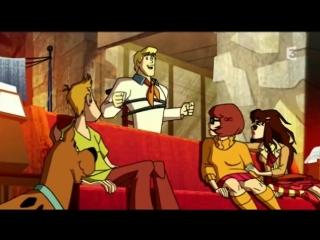 Scooby-Doo mysteres associes saison 2 épisode 3 La Nuit Du Clown Triste Les larmes de la nuit
