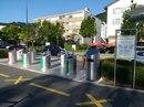 #87 :Раздельный сбор - контейнеры для стекла по цветам