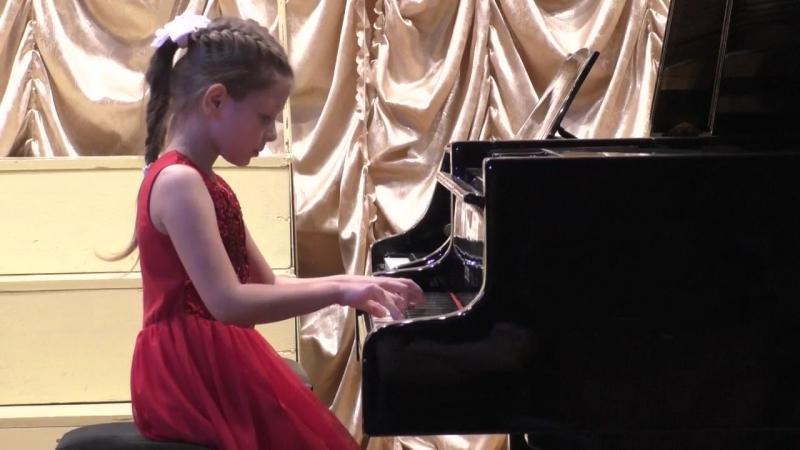 Любимова Мария (8 лет). Н.Раков
