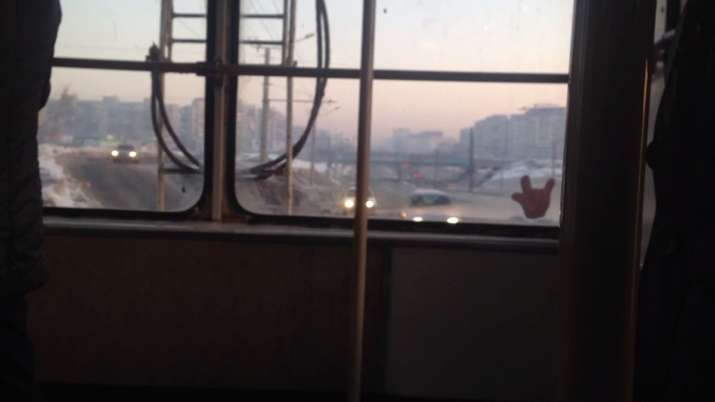 Троллейбус ЗИУ-9 682 Г(№4020) г.Барнаул