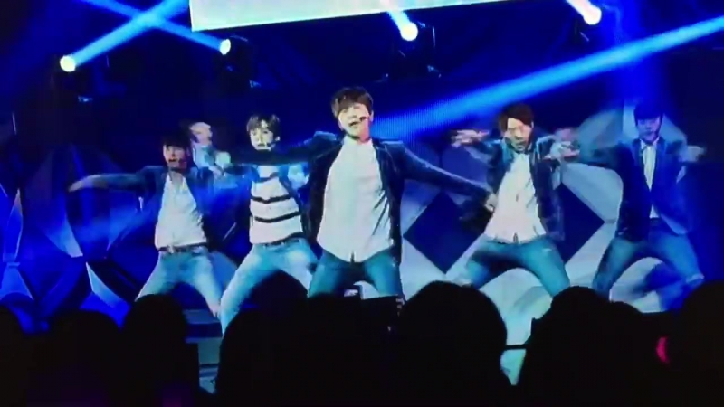 U-KISS - All Of Tonight (U-KISS PREMIUM LIVE KEVIN'S GRADUATION)