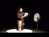 Лаура Пицхелаури - Леди Макбет читает письмо (