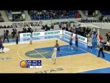 Petr Gubanov Dunks On Nikita Kurbanov And One