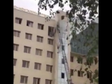 #пожар в здании СМТ-2 принадлежащий ОАО