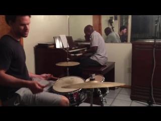 J Zone and Raymond Romain playing some fusion jazz!