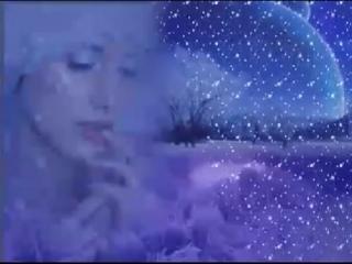 Тамара Куликова. Падает снег С Адамо и М Магомаев.