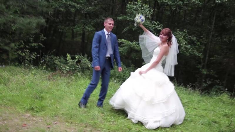 Свадебный клип часть 2. Аня и Валера. 13.08.2016г.