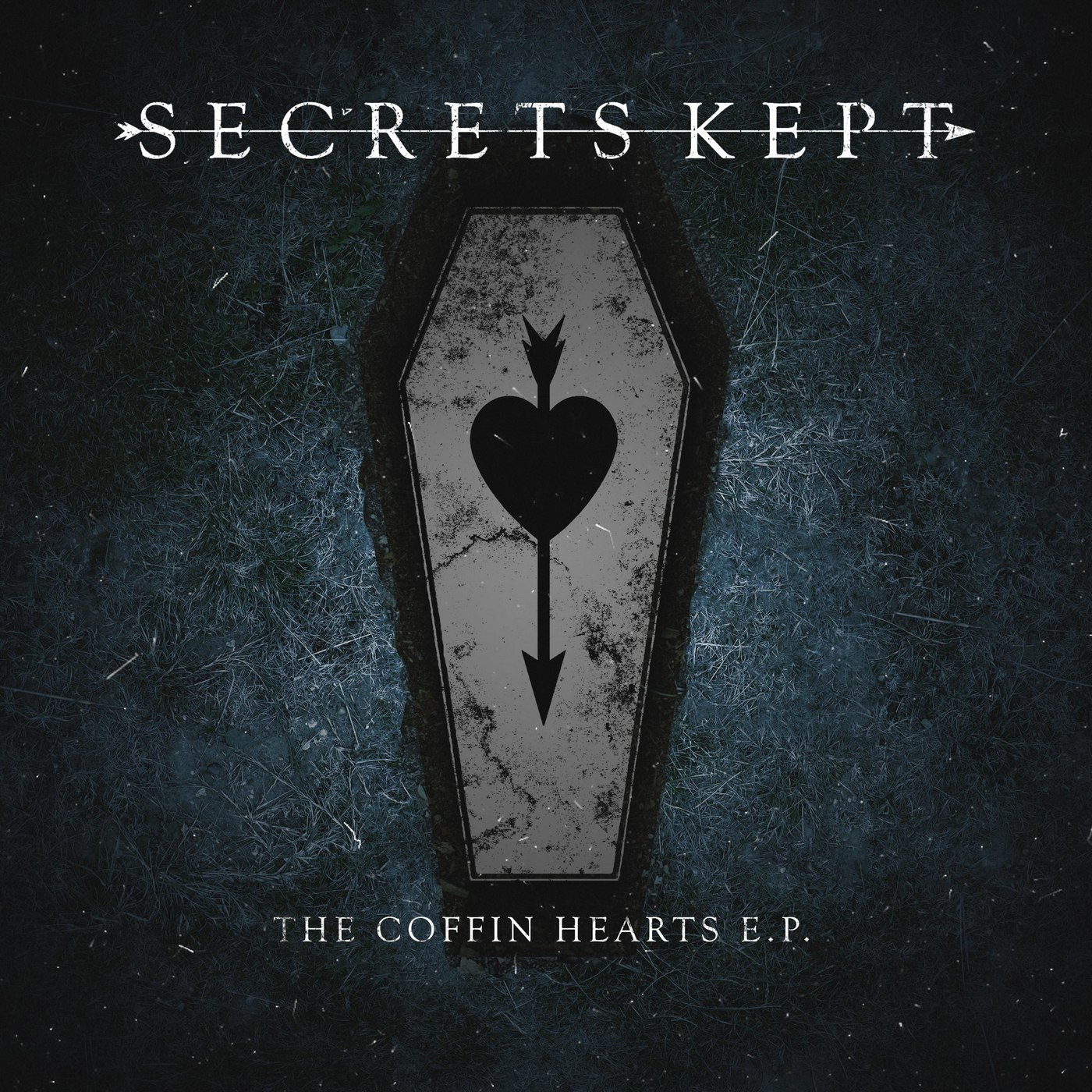 Secrets Kept - The Coffin Hearts [EP] (2017)