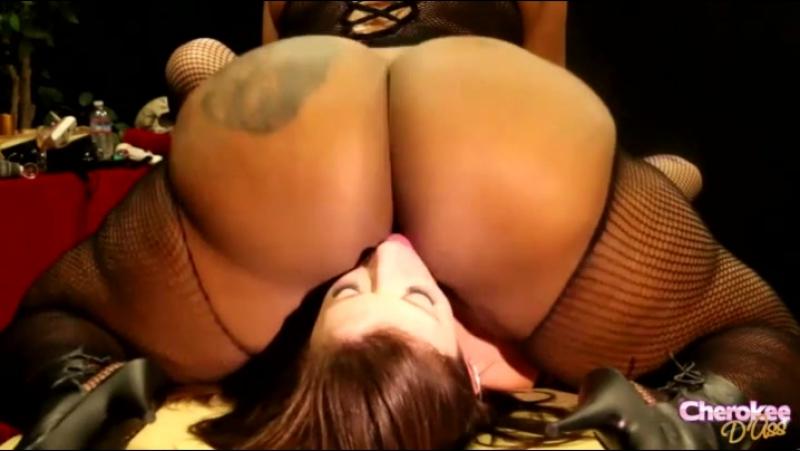 Cherokee Sara Jay ( Full) HD ebony big ass booty butts tits bbw pawg curvy milf pantyhose stockings