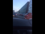 В сети появилось видео брянского ДТП, устроенного бешеной автоледи