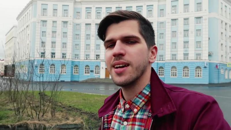 Самый грязный город в мире Норильск UsachevPOV
