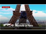Miraculous: Secrets – Webisode 6 | «Marinette in Paris»
