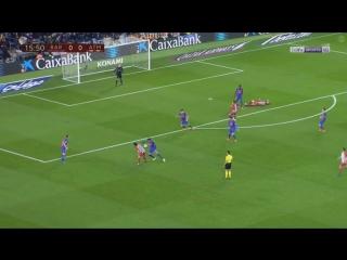 Барселона 1-1 Атлетико Мадрид. Кубок Испании 2016/17. Полуфинал. Ответный матч.