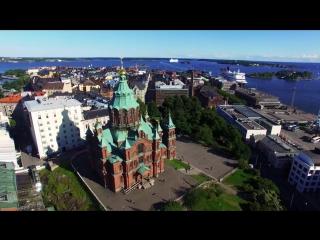 Релаксирующее путешествие по Финляндии