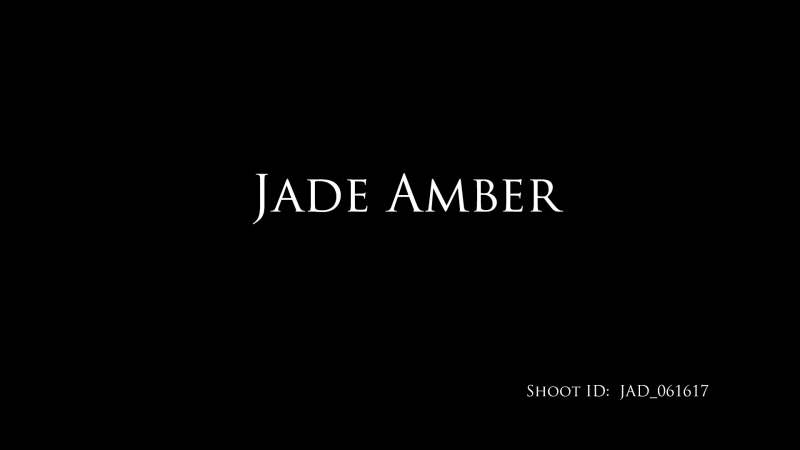 Jade Amber 1 2017 г. , Natural Tits, Teen, Toys, BDSM, Bondage, Domination, Humiliation, 60fps, 1080p, Site