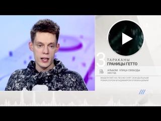 Юрий Дудь о группе «Тараканы»