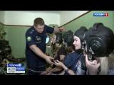 Валентина Терешкова и Елена Серова приехали в Краснодар поддержать абитуриенток военного авиаучилища