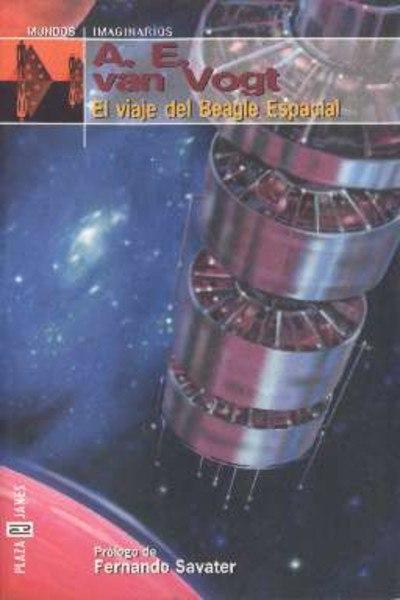 El Viaje Del Beagle Espacial (1950) - Alfred E. Van Vogt (epub) I0-k2bt8hpo
