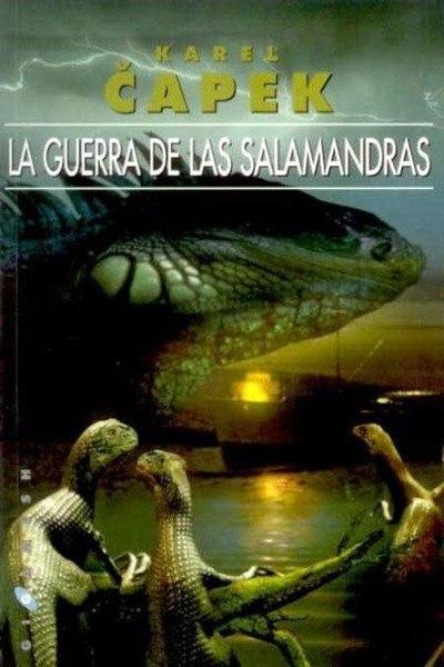 Karel Capek - La Guerra De Las Salamandras (epub) FCg6KBlRzJ8