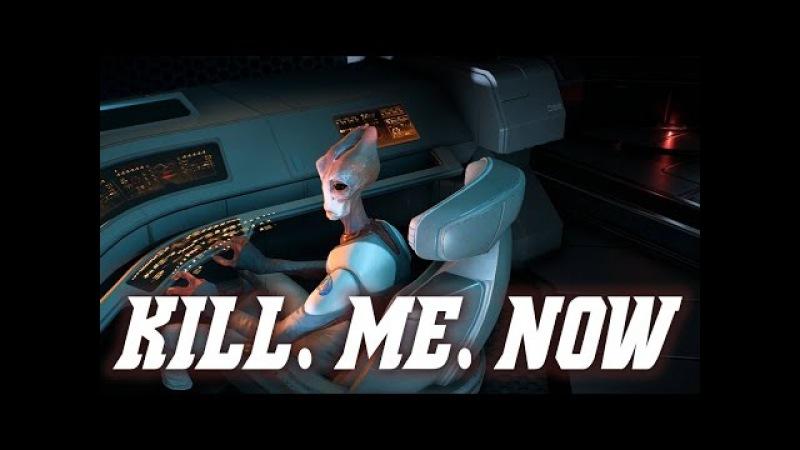 Mass Effect Andromeda: Fem Ryder and Suvi romance gets AWKWARD