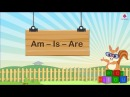 Use of AM, IS, ARE with Pronouns | Grammar Grade 1 | Periwinkle