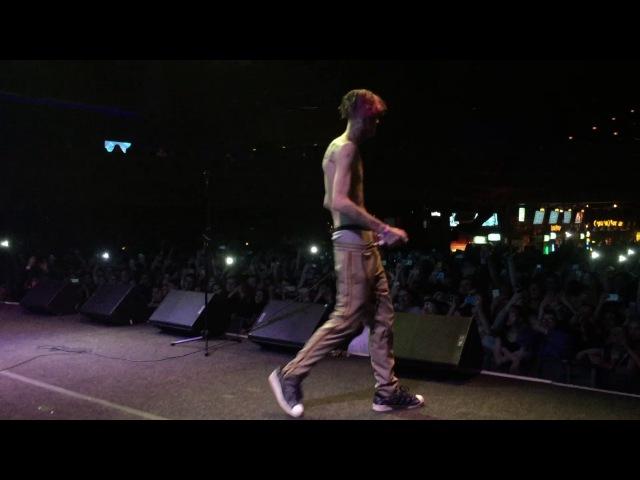 Lil Peep в Москве 30 марта 2017 - live Yotaspace Вид со сцены ! » Freewka.com - Смотреть онлайн в хорощем качестве