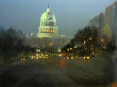 Kulagin Capitol Hill United States Pastel Кулагин Капитолийский холм Пастель