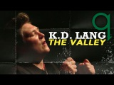 k.d. lang performs