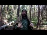 Плащ-палатка - некоторые нюансы выход в лес с плащ-палаткой