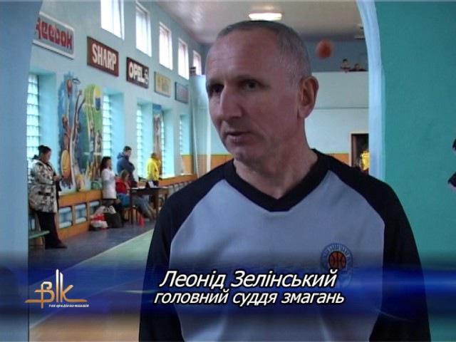 Бердичівські баскетболісти – кращі на Житомирщині
