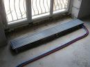 Монтаж отопления в квартире и установка внутрипольных конвекторов Varmann