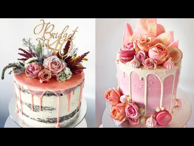Awesome Cake Decorating Compilation The Most Satisfying Videos In The World 😍😜😝😛😛🤑