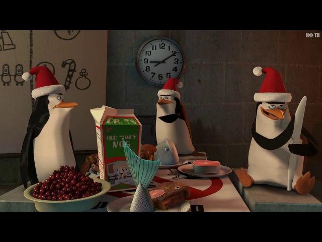 Пингвины из Мадагаскара в рождественских приключениях (2005) Мультфильм