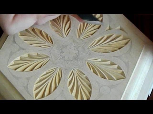 Chip Carving by Tatiana