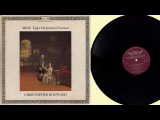 Christopher Hogwood (harpsichord) Thomas Arne, Eight harpsichord sonatas